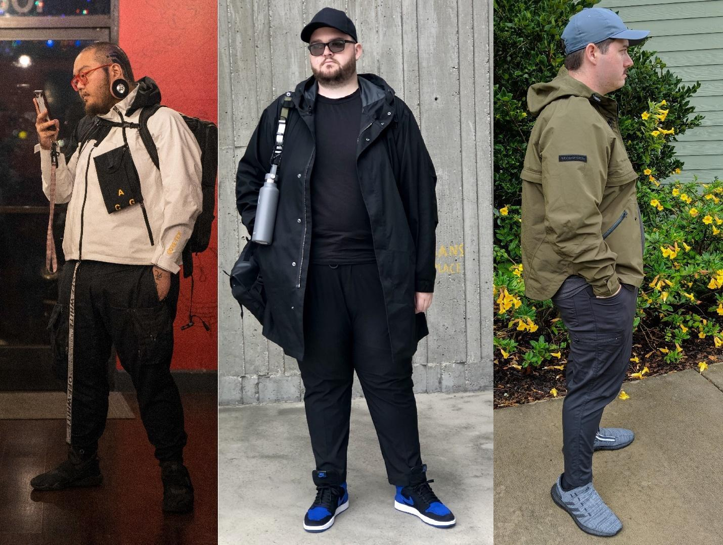 The bigger picture: A guide to XL techwear. | TCHWR