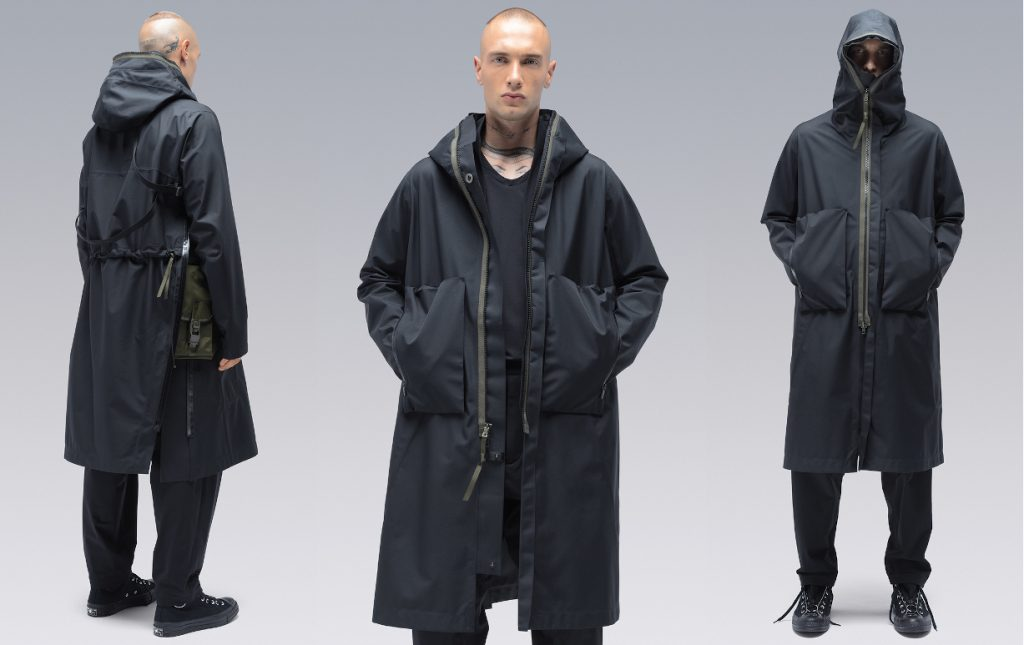 Acronym fall/winter 2019: J61-GTV