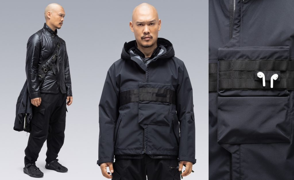 Acronym fall/winter 2019: J79TS-GT